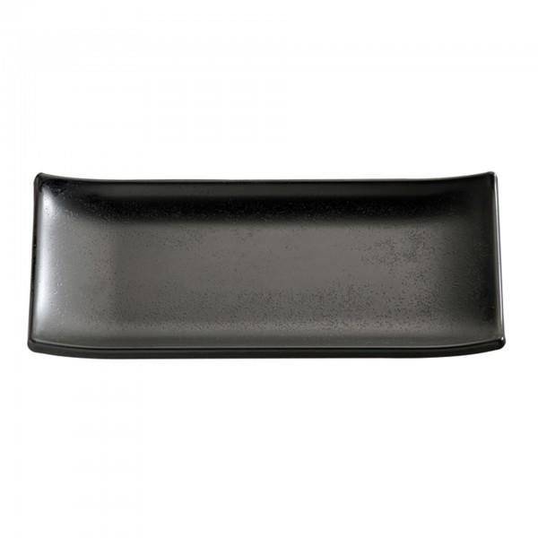 Tablett / Sushiboard - Melamin - weiß - Serie Zen - APS 83742