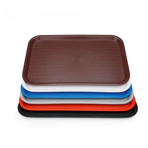 GN-Tablett - Serie GN - Polypropylen - versch. Farben - rechteckig - rutschhemmend - extra preiswert