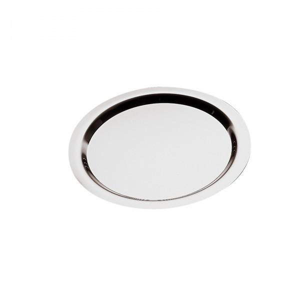 Tablett - Edelstahl - rund - Serie Finesse - APS 01332