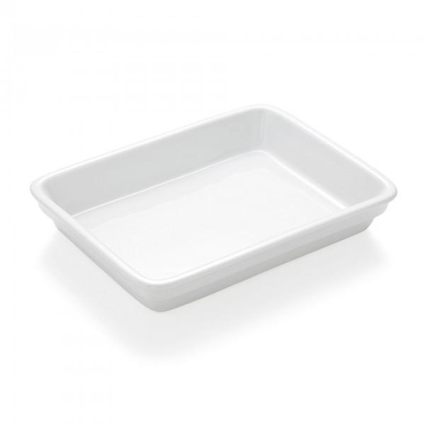 Abteilschale - Porzellan - ohne Einteilung
