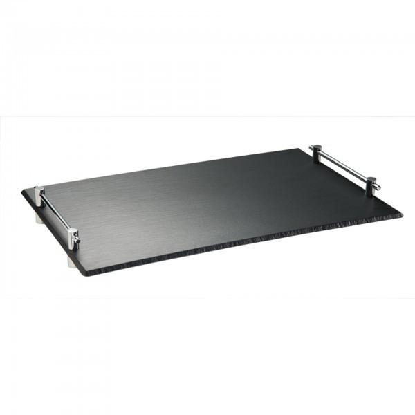 GN-Tablett - Melamin - schwarz - Serie Slate - APS 83980