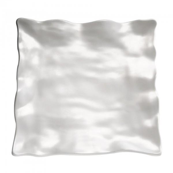 Tablett - Melamin - weiß - Serie Global Buffet - APS 83794