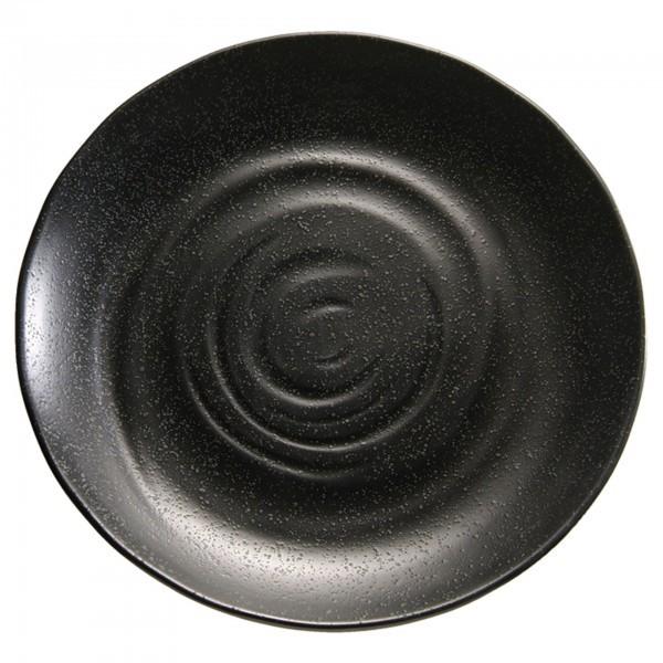 Tablett / Teller - Melamin - weiß - Serie Zen - APS 83940