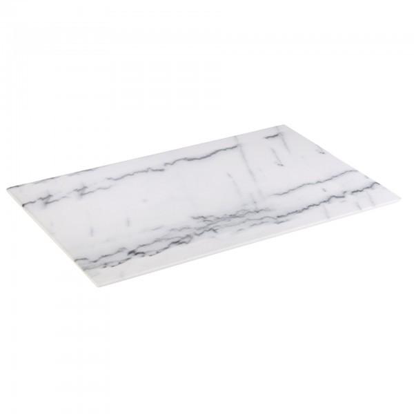 GN-Tablett - Melamin - Marmorlook - Serie Marble - APS 84360