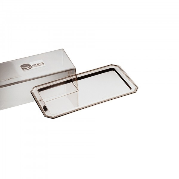 Tablett - Edelstahl - rechteckig - Serie Elegance - APS 23642